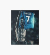 Ronaldo - Remember Me Art Board
