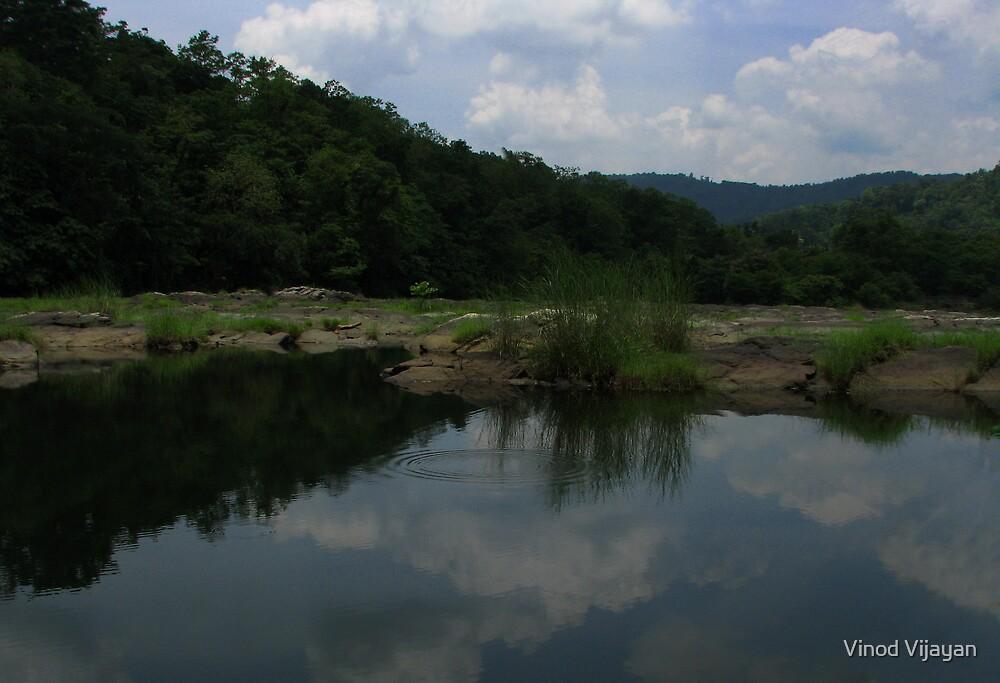 Peaceful!! by Vinod Vijayan