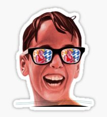 Sandlot summer  Sticker