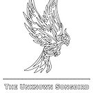 The Unknown Songbird - White logo by Morgan Berry
