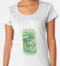 Lime La Croix Women's Premium T-Shirt