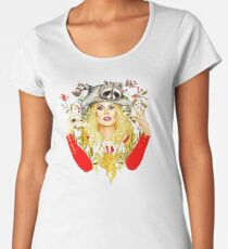 Katya zamolodchikova Women's Premium T-Shirt