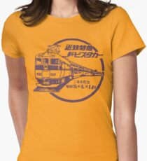 STM-V EXPRESS Women's Fitted T-Shirt