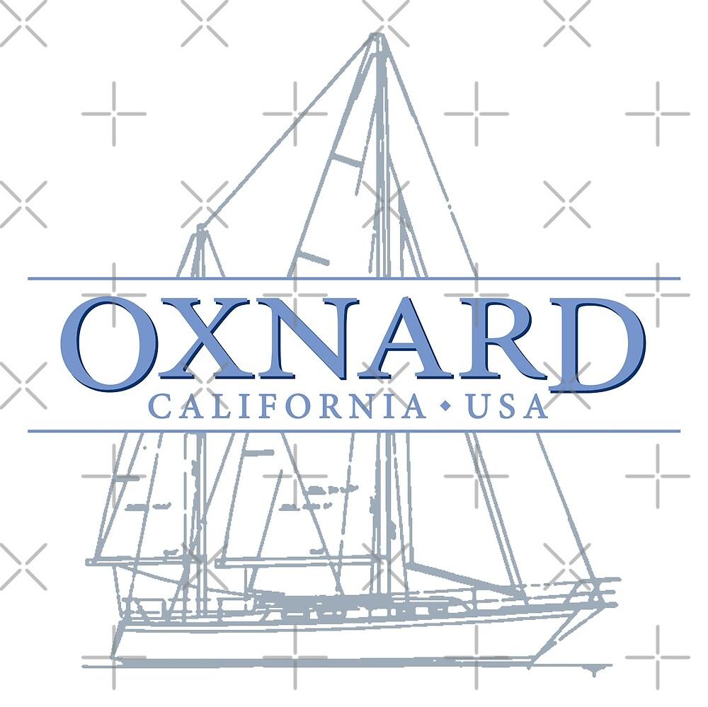 Oxnard California by Futurebeachbum