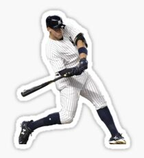 Aaron Judge Sticker