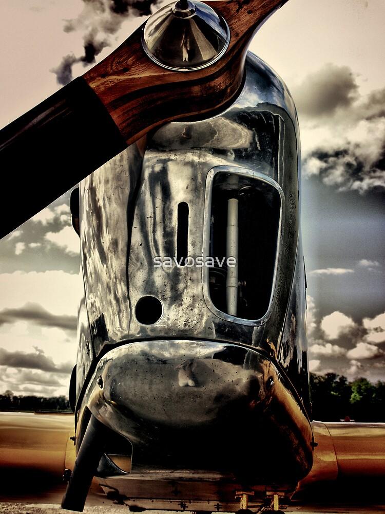 prop plane  by savosave