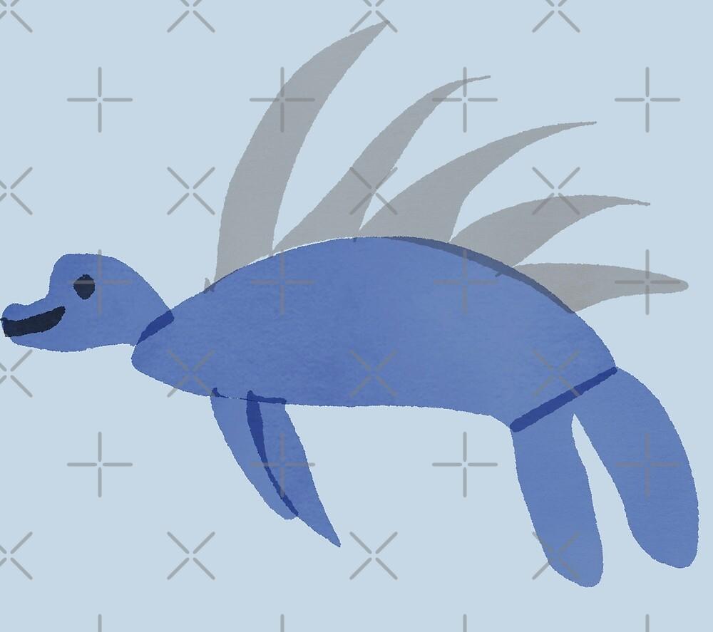 Patricks Seal Shark A by CaelaBeeDesigns
