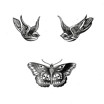 Harry Style's Tattoo by katiefranco