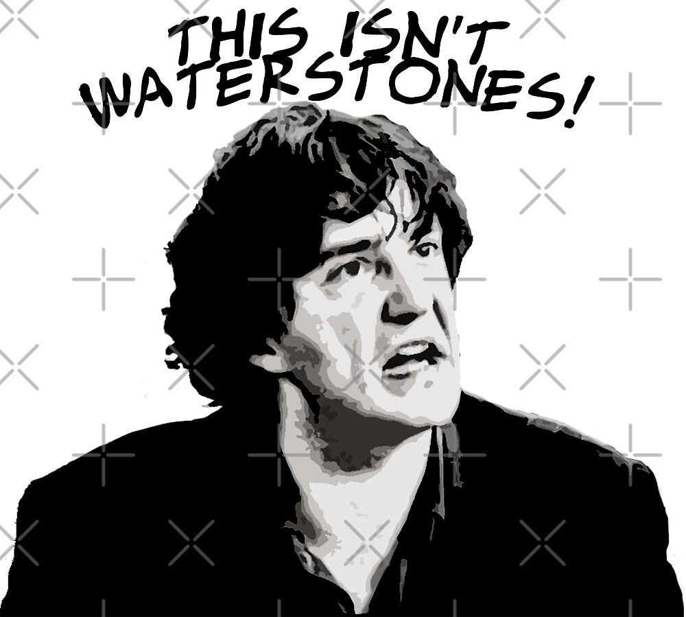 This Isn't Waterstones! by kryten4k