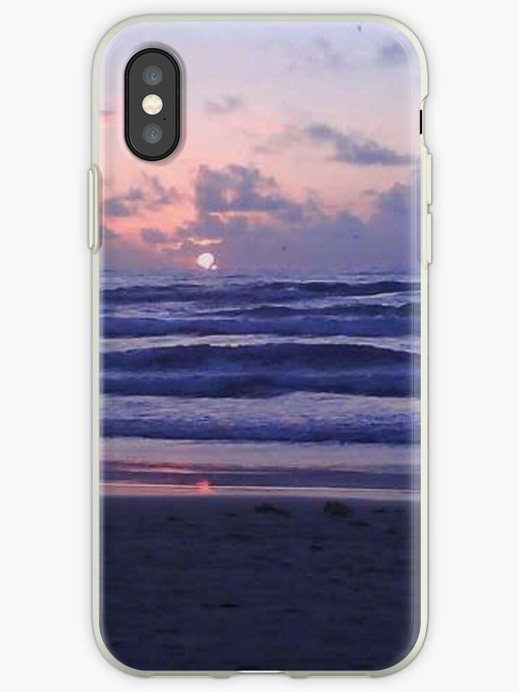 South Padre Island Sunrise by meerbott