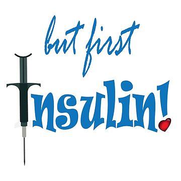 First Insulin  by Telamarine