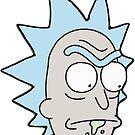 Rick by rolypolynicoley