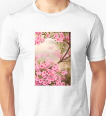 Pink Azalea Bush T-Shirt