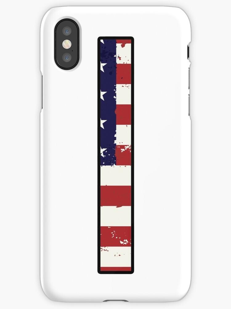 Iota Flag Greek Symbol Iphone Cases Covers By Kennyhorsley