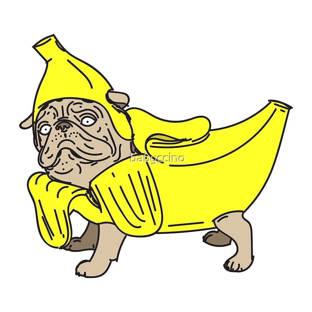 banana doggy by babyccino