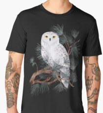 Snowy Men's Premium T-Shirt