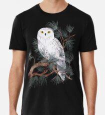 Snowy Men's Premium T-Shirt