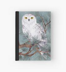 Snowy Hardcover Journal