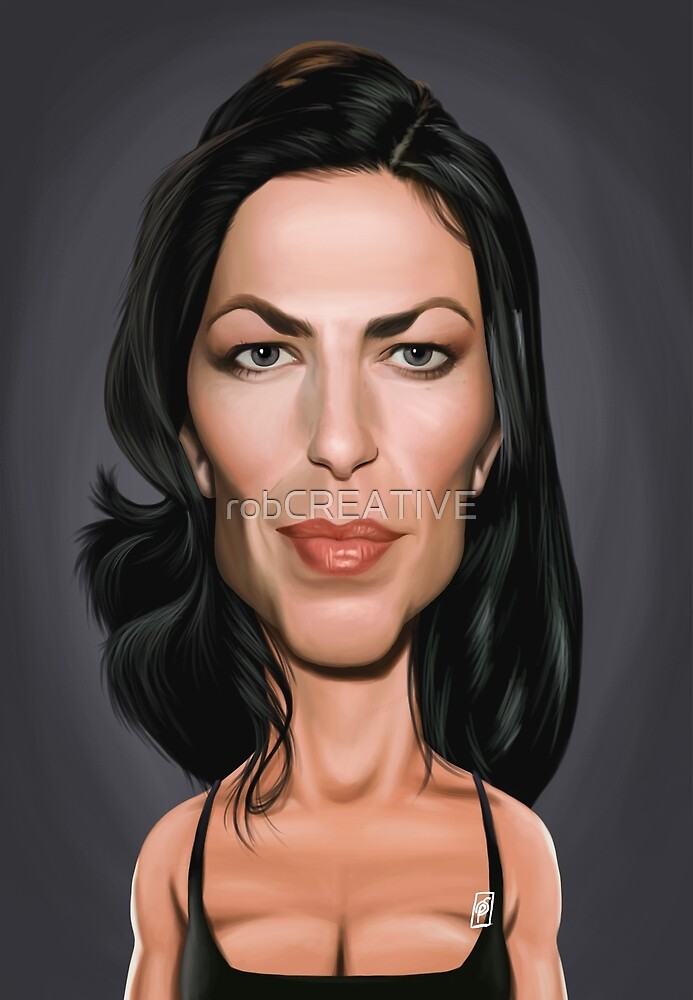 Claudia Black by robCREATIVE