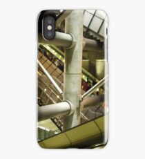 Heading down to the tube iPhone Case