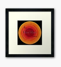 Blood Moon on the Rise Framed Print