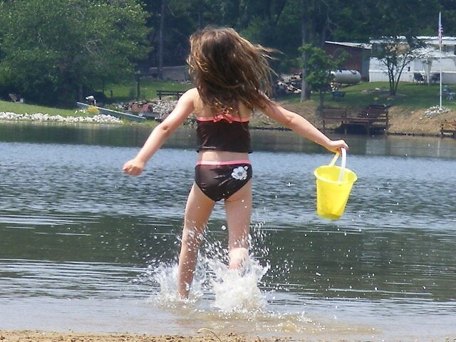 Splish Splash by LilMommyD