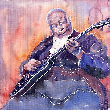 Jazz B B King 03 by shevchukart