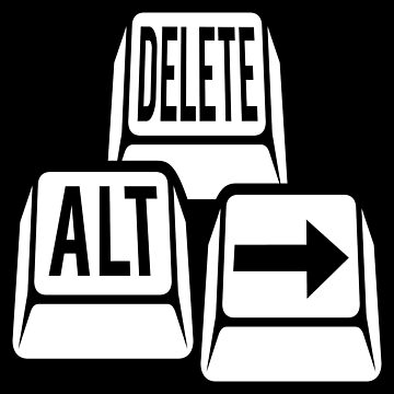 Delete Alt Right by EthosWear