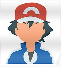 Ash Ketchum Poster