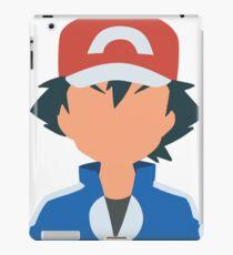 Ash Ketchum iPad Case/Skin