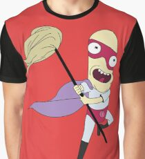 Rick and Morty // Noob Noob Graphic T-Shirt