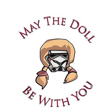 Star Wars version Annabelle by domingostudio