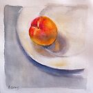 Apricot by Barbara Gray