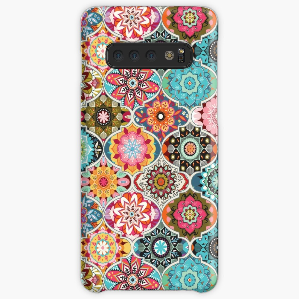 Bohemian summer Cases & Skins for Samsung Galaxy