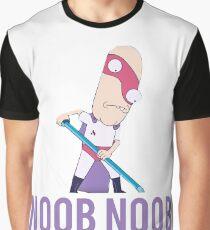 Rick and Morty - Noob Noob Season 3 Episode 4 Graphic T-Shirt