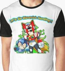 Let's Go Maverick Hunting Graphic T-Shirt