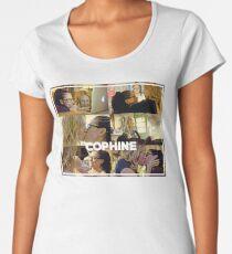 Cophine - Orphan Black Women's Premium T-Shirt