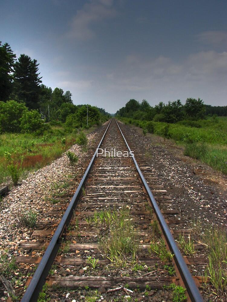 Tracks to Somewhere by Phileas