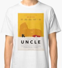 The Man from U.N.C.L.E. Classic T-Shirt