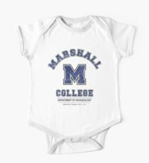 Indiana Jones - Marshall College Archaeology Department Distressed Variant  Kids Clothes