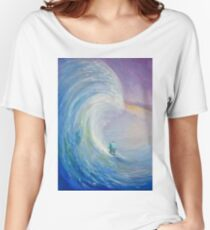 Big Wave Women's Relaxed Fit T-Shirt