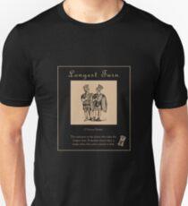 Longest Turn Card T-Shirt