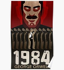 1984 Orwell: Posters | Redbubble