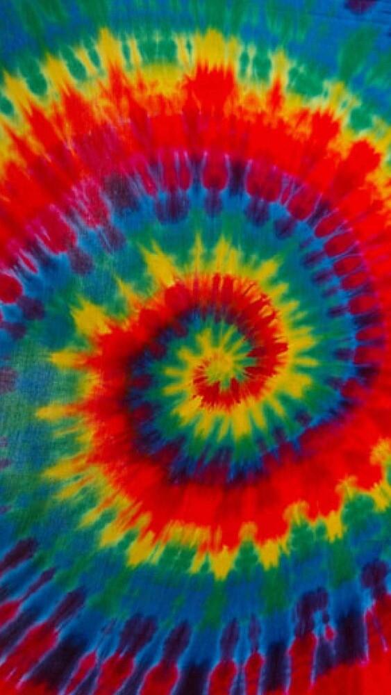 Basic Tie Dye by tylermaclean24
