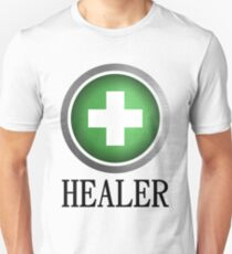Healer with text T-Shirt