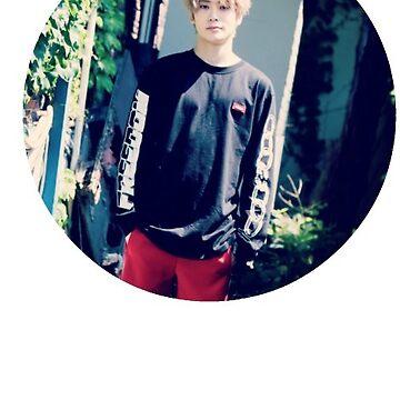 NCT Jaehyun by kookiemonstax