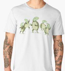Dancing Turtles Men's Premium T-Shirt