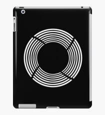 Camera Lens Minimal Geometric Design iPad Case/Skin