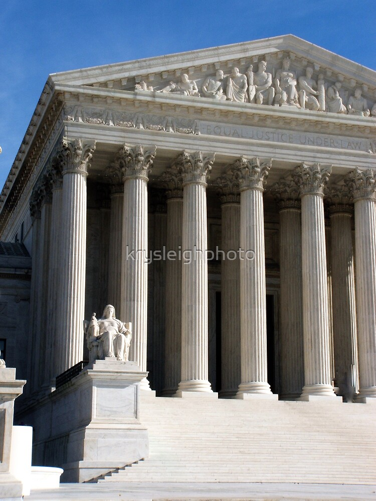 Supreme Court by krysleighphoto