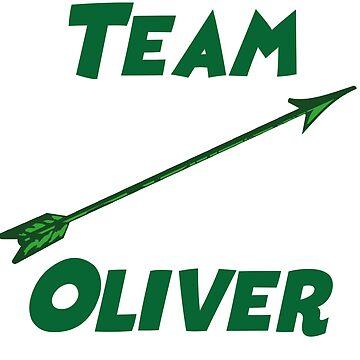 Team Oliver-Arrow by sarahxxdll